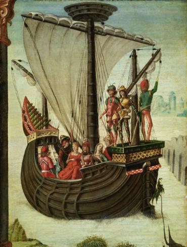 Come nasce la nave